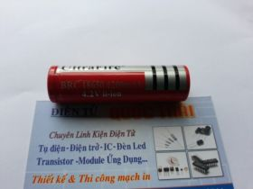 PIN 18650 3.7V ULTRAFIRE
