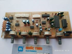 BOARD ECHO DIGITAL 50195 + IC 74LS624
