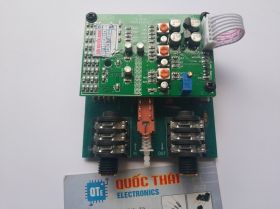 BỘ BOARD INPUT / OUTPUT CỦA BOARD CHỐNG HÚ